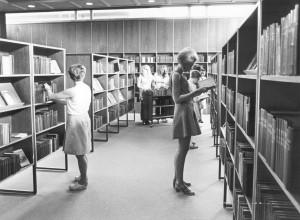 Åby Bibliotek blev åbnet i 1970.