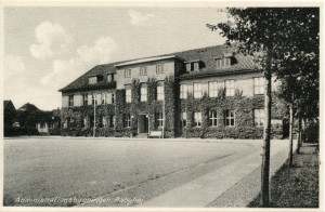 Administrationsbygningen fra 1937