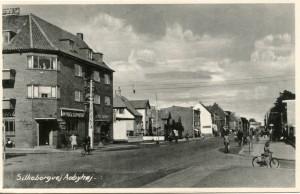 Silkeborgvej 1950-erne